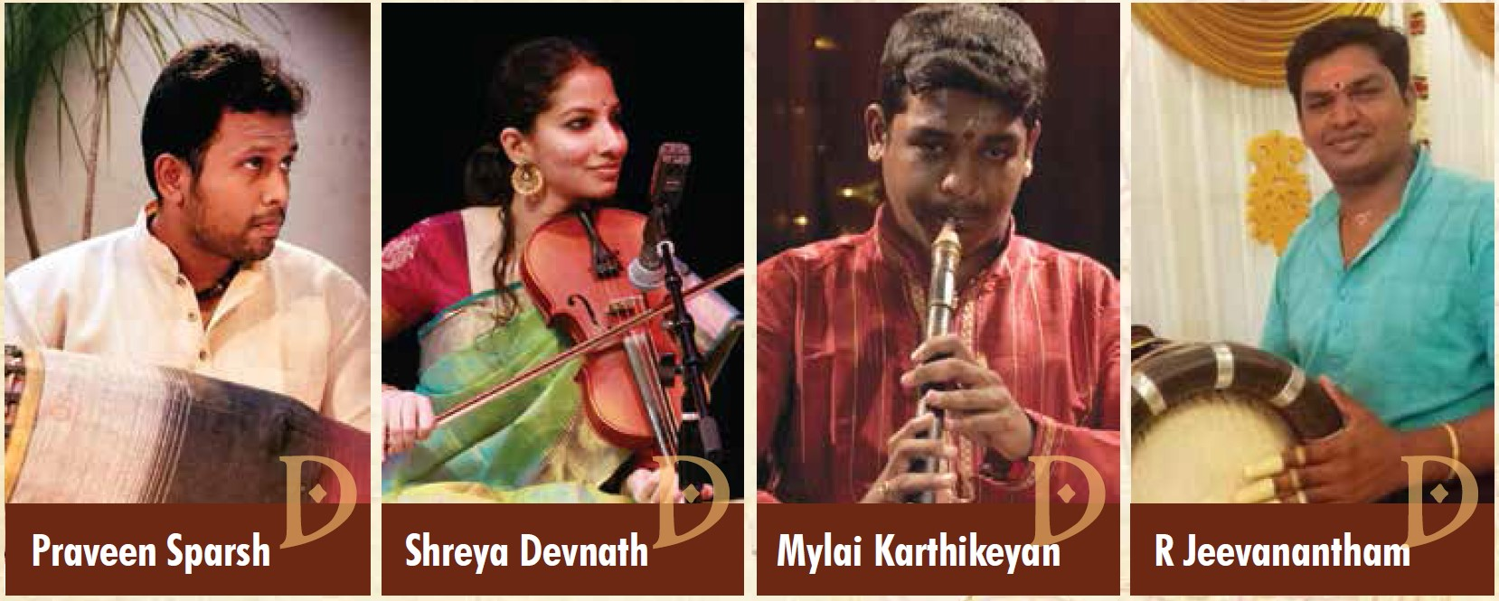 2020 Carnatic Quartet